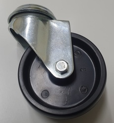 Strong aluminium castors manufactured to safety and load bearing specifications