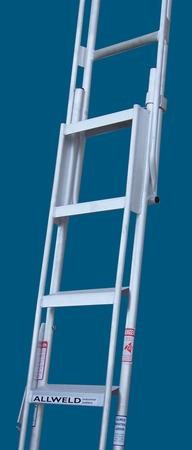 Australian made dual purpose ladder rigid truss