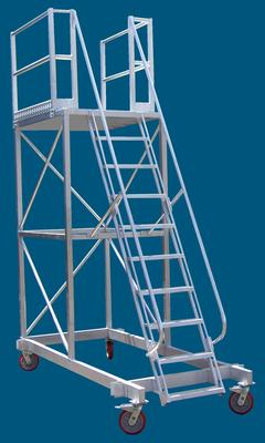 Mobile access tower