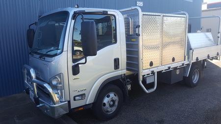 Aluminium Truck Tool boxes